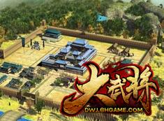 《大武将》游戏原画2